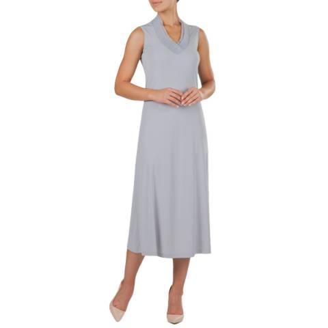 WTR London Grey Arenda Dress