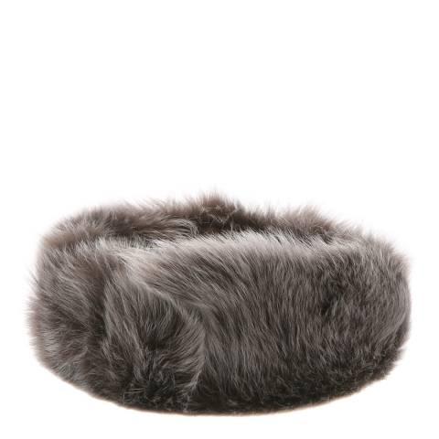 Laycuna London Luxury Nutmeg Sheepskin Headband