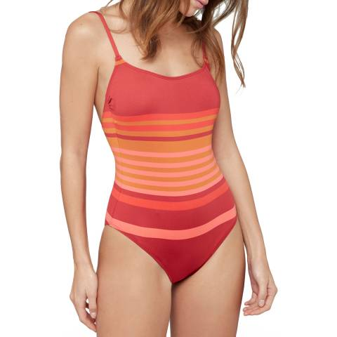 Lou Red Hyeres Soft Support Maillot