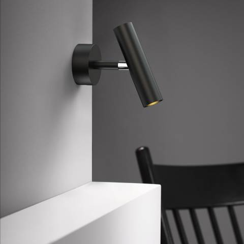 Nordlux Black MIB 3 LED Wall/Ceiling Light
