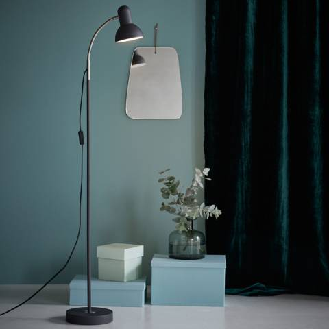 Nordlux Black Texas Floor Lamp