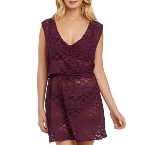 Freya Black Cherry Sundance Dress