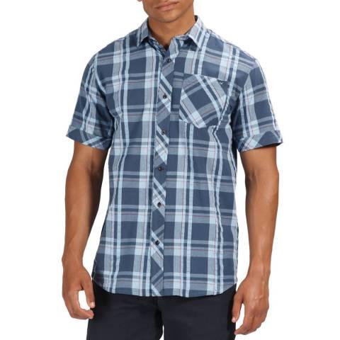 Regatta Blue Deakin III Shirt