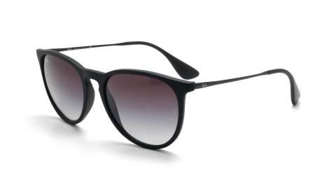 Ray-Ban Women's Black Erika Classic Sunglasses