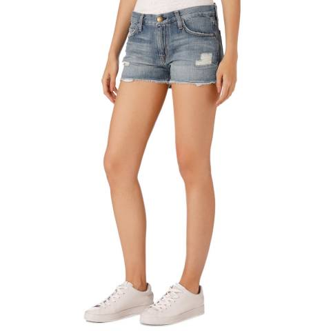 Current Elliott Blue Boyfriend Short