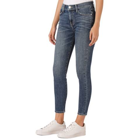 Current Elliott  High Waist Stiletto Jean