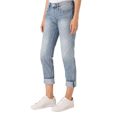 Current Elliott Light Blue Fling Jean