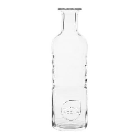Luigi Bormioli Optima Servine Water Bottle, 750ml
