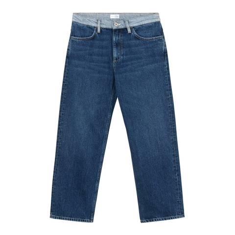 Gant Indigo Straight Leg Jeans