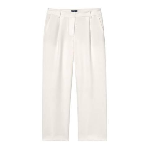 Gant White Culotte Pants