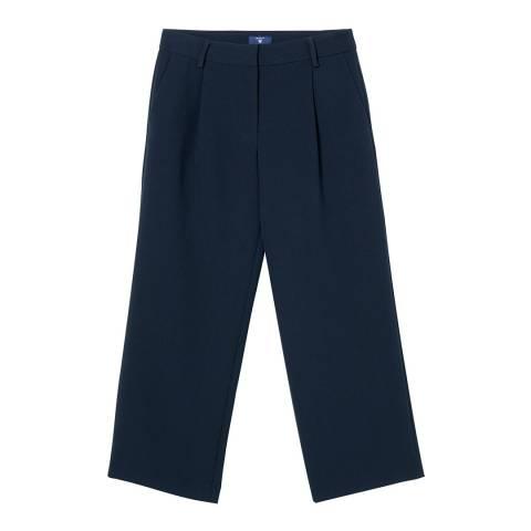 Gant Marine Culotte Pants