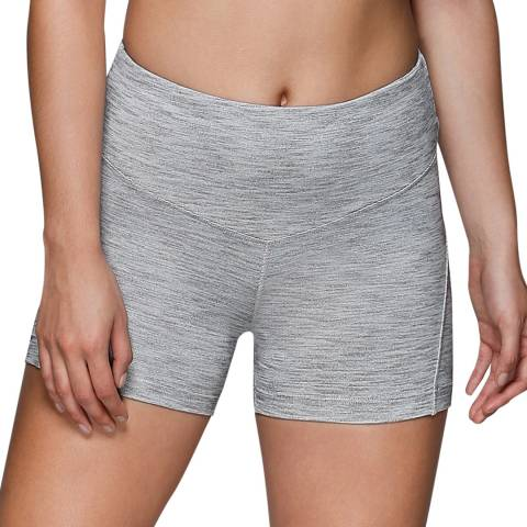 Lorna Jane Grey Workout Core Shorts