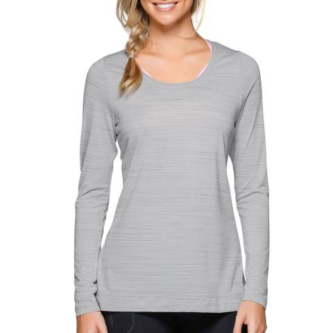 Lorna Jane Grey Infinite Long Sleeve Active Top