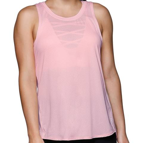 Lorna Jane Pink Luxe Active Tank