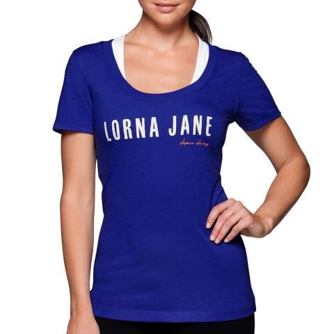 Lorna Jane Blue Mandy T-Shirt