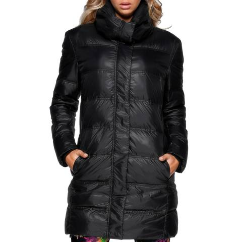 Lorna Jane Black Winter Solstice Down Jacket