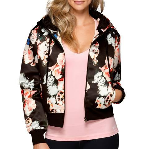 Lorna Jane Multi Blossom Bomber Jacket