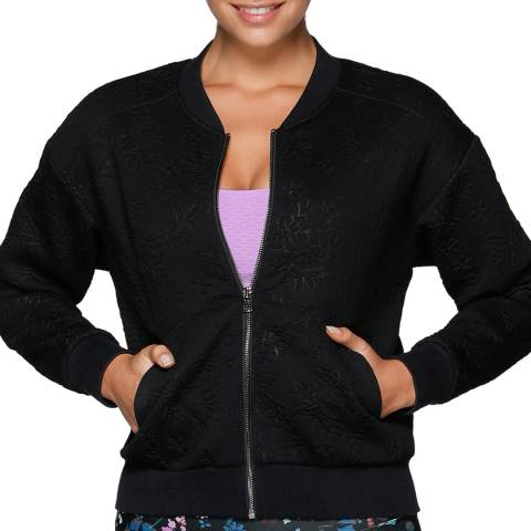 Lorna Jane Black Now Or Never Bomber
