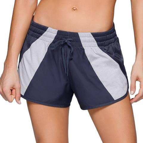 Lorna Jane Grey Courtside Run Shorts
