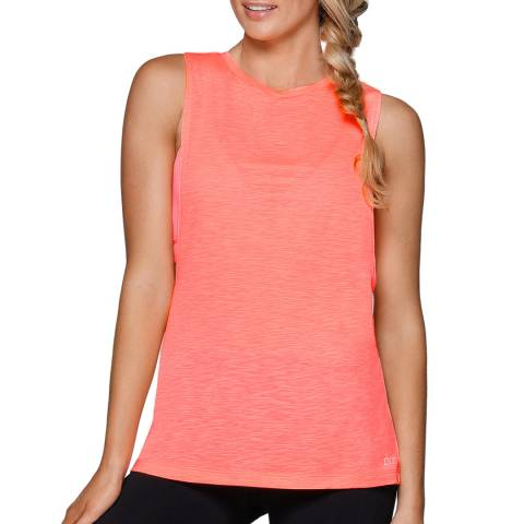 Lorna Jane Orange Luxury Tank