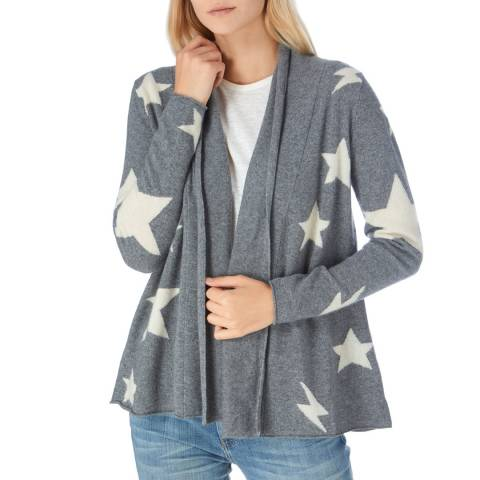 Scott & Scott London Grey Cashmere Ellie Jacket