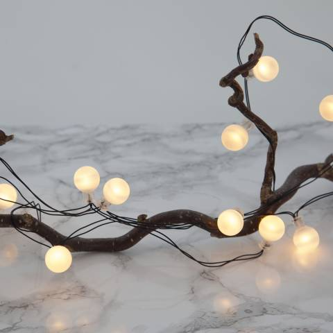 Lighting Editions Small Globe String Lights