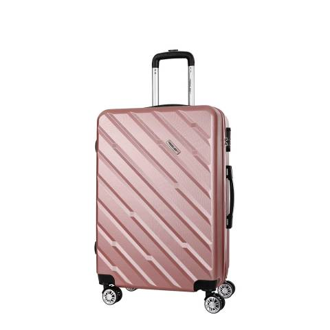 Travel One Rose 8 Wheel Flemington Suitcase 56cm