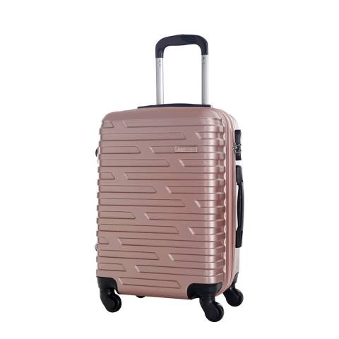 Bagstone Gold 4 Wheel Twister Suitcase 50cm