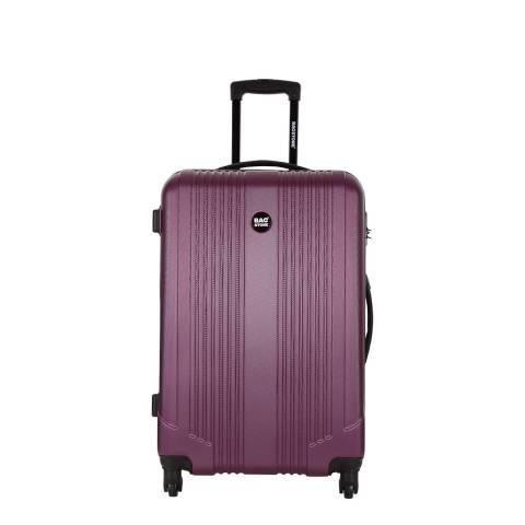 Bagstone Violet 4 Wheel LIVE 2 Suitcase 45cm