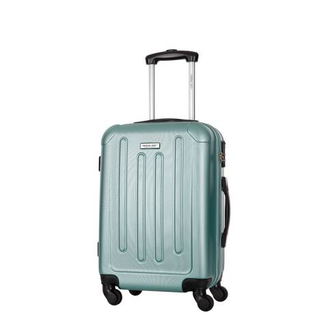 Travel One Green 4 Wheel Rivera Suitcase 50cm