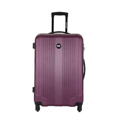 Bagstone Violet 4 Wheel LIVE 2 Suitcase 55cm