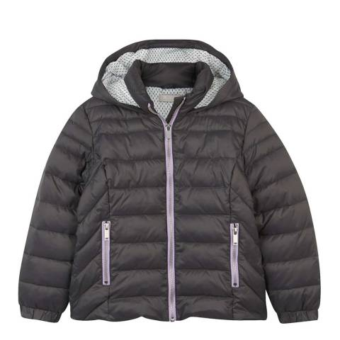 Mint Velvet Graphite Short Padded Coat