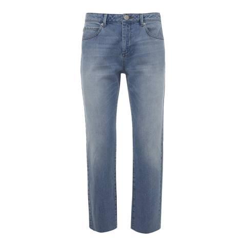 Mint Velvet Montana Light Straight Jean