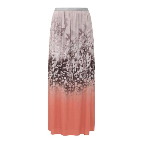 Mint Velvet Multi Meadow Print Maxi Skirt