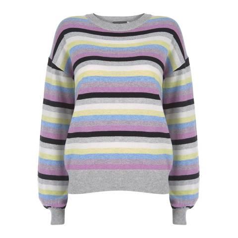 Mint Velvet Multi Stripe Knit