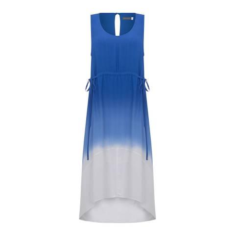 Mint Velvet Azure Ombre Midi Dress