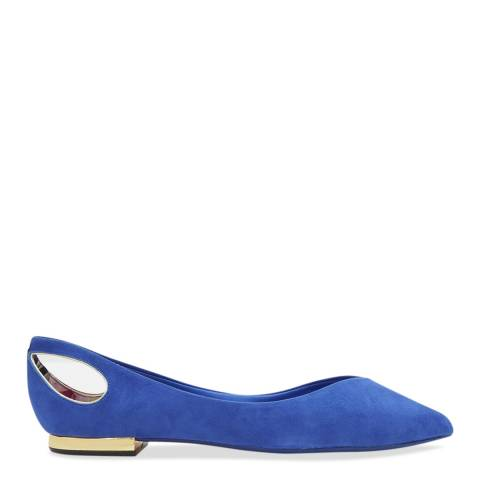 Ted Baker Bright Blue Pump