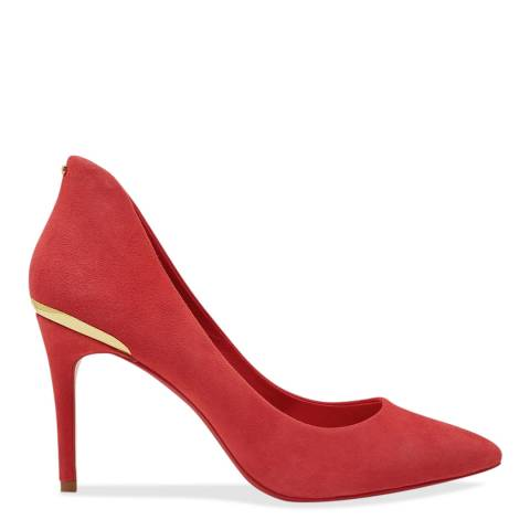 Ted Baker Red High Back Court Shoe