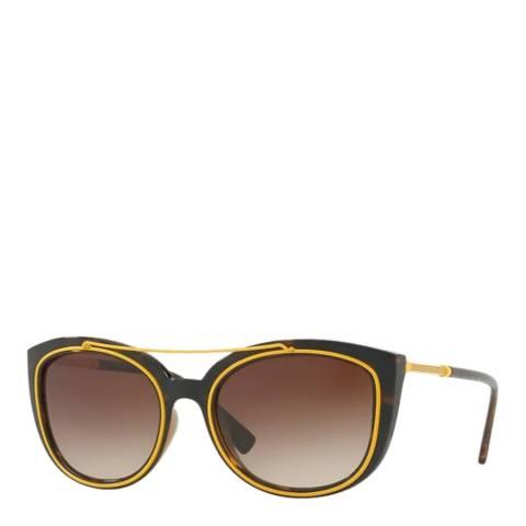 Versace Women's Multi Versace Cat Eye Sunglasses 56mm