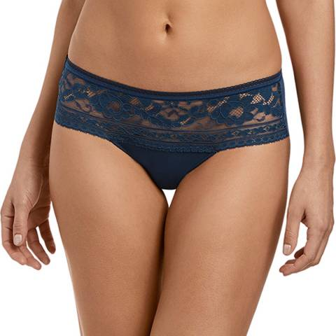 Wacoal Deep Blue Eternal Brief
