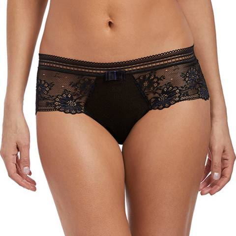 Wacoal Black / Navy Adore Brief