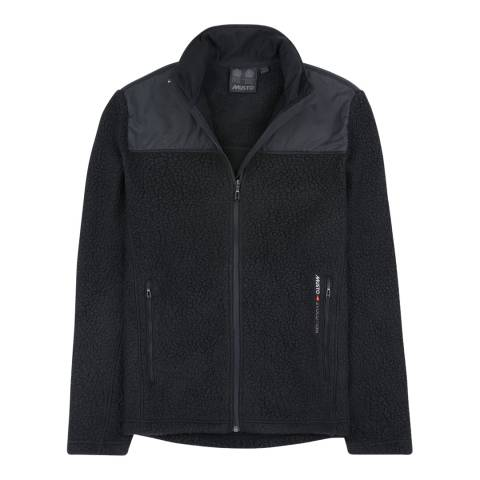 Musto Black Shearling Fleece