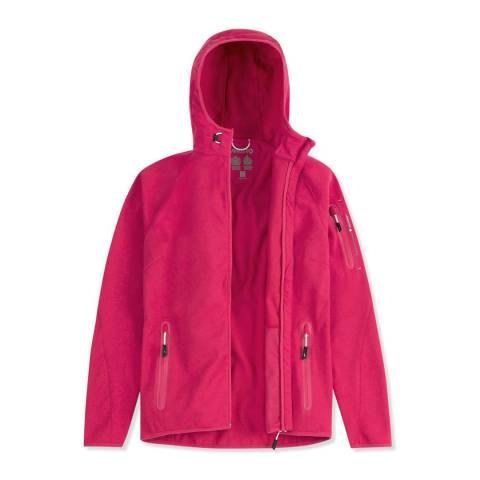 Musto Women's Pink Crew Softshell Hoody Jacket