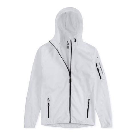 Musto White Crew Softshell Jacket