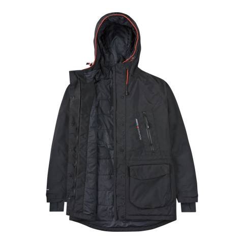 Musto Black Biome Jacket