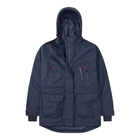 Musto Navy Waterproof Lightweight Jacket