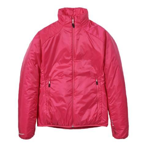 Musto Pink Evolution Pull Over Jacket