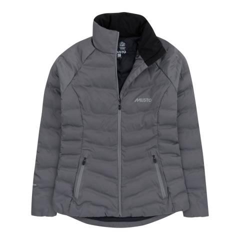 Musto Grey Bering Primaloft Jacket