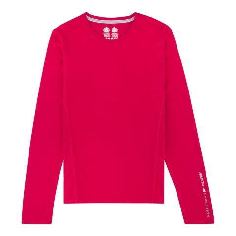 Musto Pink Evo T-Shirt