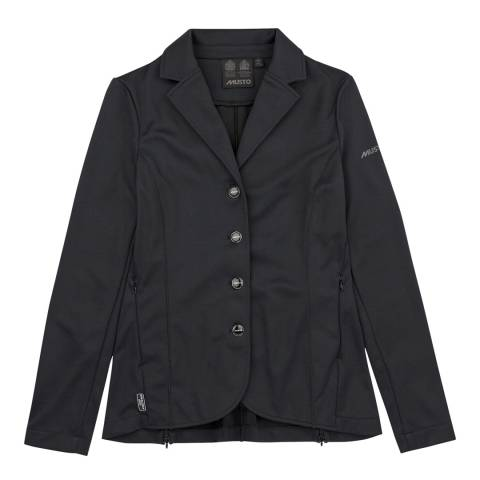 Musto Black Prestige Show Jacket